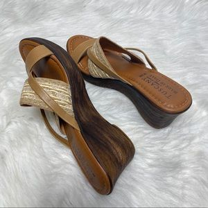 Tuscany by Easy Street Made in Italy Wedge 9.5M